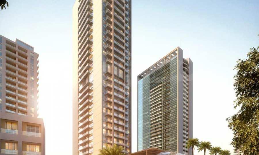 Neuer luxuriöser Wolkenkratzer in Dubai Marina 1