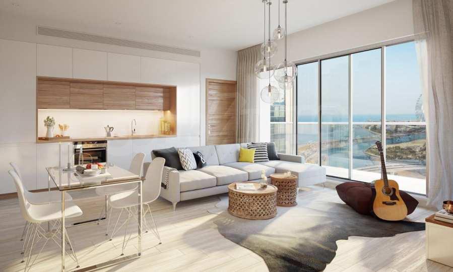 Neuer luxuriöser Wolkenkratzer in Dubai Marina 3
