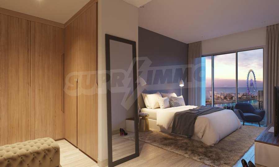 Neuer luxuriöser Wolkenkratzer in Dubai Marina 7