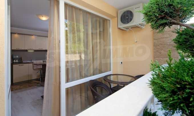Stilvolles Studio im luxuriösen Wellness-Komplex neben dem Strand in Sweti Wlas 9