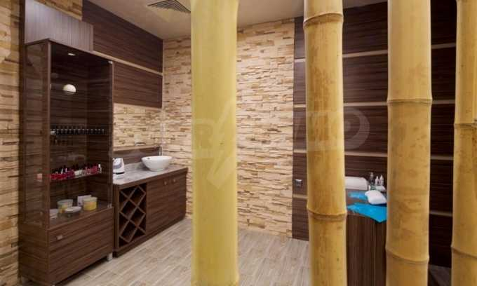 Stilvolles Studio im luxuriösen Wellness-Komplex neben dem Strand in Sweti Wlas 12