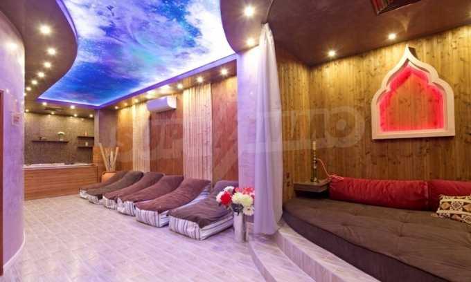 Stilvolles Studio im luxuriösen Wellness-Komplex neben dem Strand in Sweti Wlas 15
