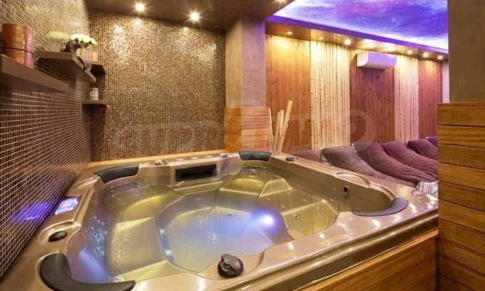 Stilvolles Studio im luxuriösen Wellness-Komplex neben dem Strand in Sweti Wlas 17
