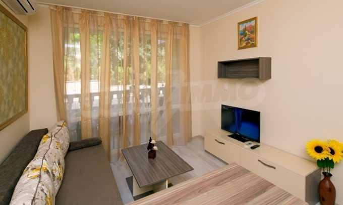 Stilvolles Studio im luxuriösen Wellness-Komplex neben dem Strand in Sweti Wlas 7
