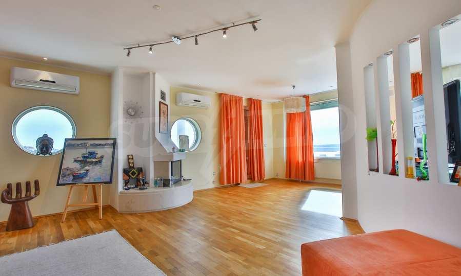 Stilvolles Haus Art Deco mit Infinity-Schwimmbad und einer unendlichen Meeraussicht 16