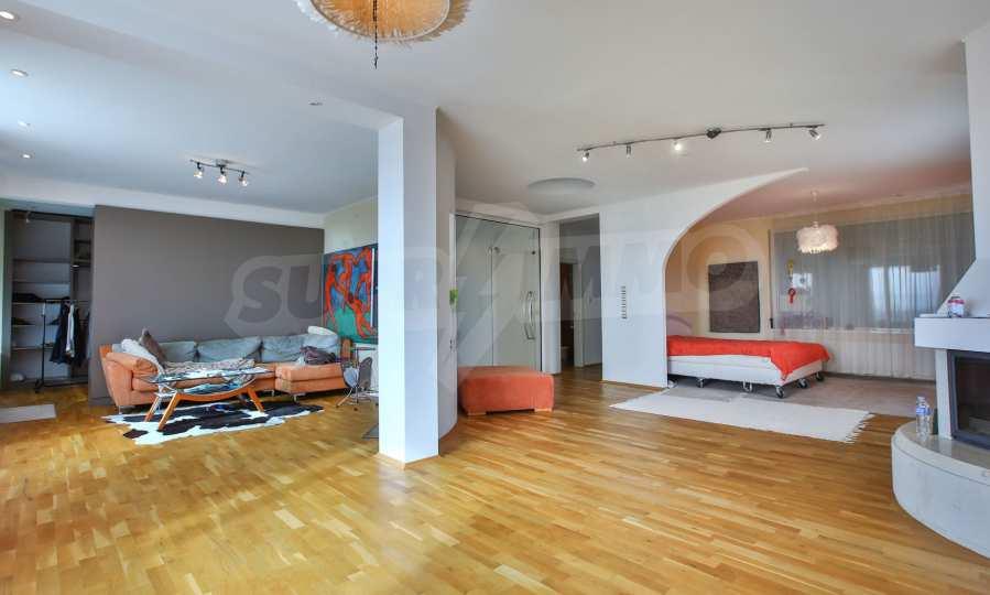 Stilvolles Haus Art Deco mit Infinity-Schwimmbad und einer unendlichen Meeraussicht 18