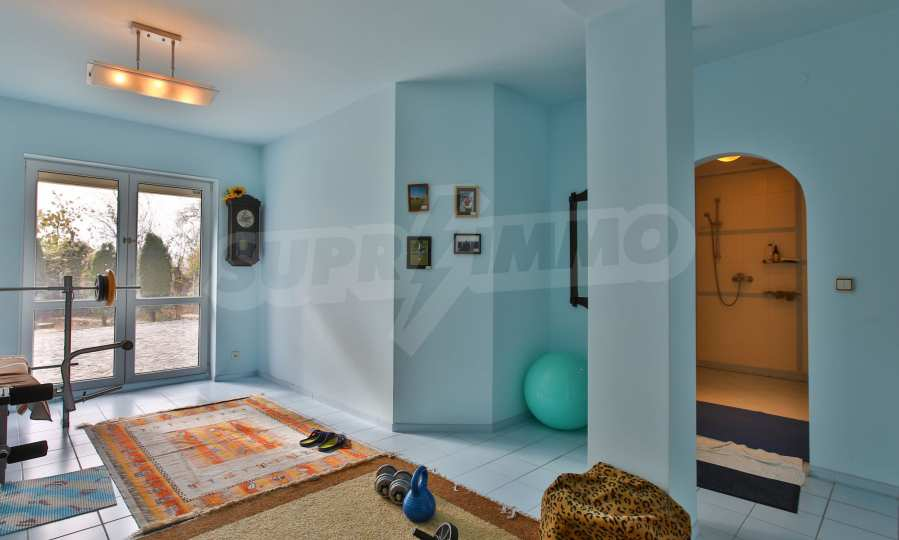 Stilvolles Haus Art Deco mit Infinity-Schwimmbad und einer unendlichen Meeraussicht 21