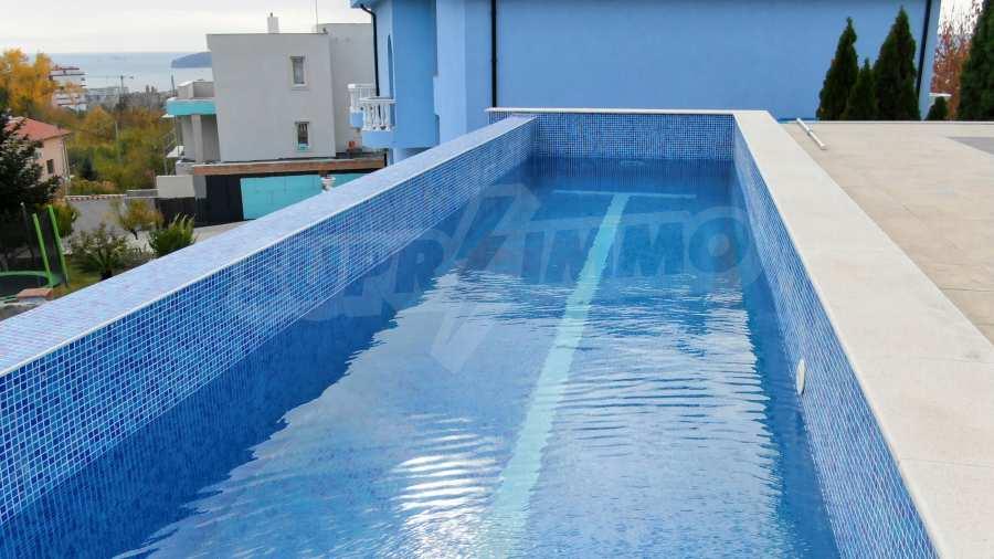 Stilvolles Haus Art Deco mit Infinity-Schwimmbad und einer unendlichen Meeraussicht 28