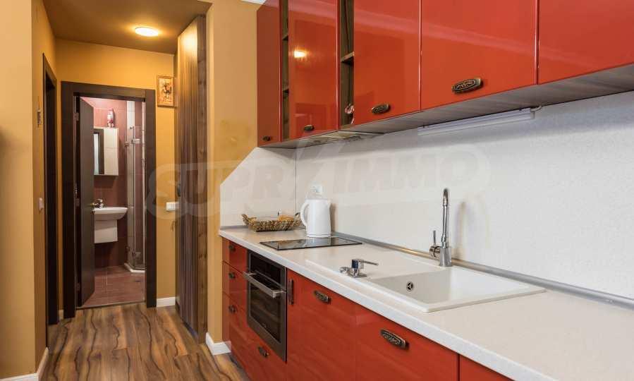 Luxuriös möbliertes 2-Raum-Apartment im Stadtteil Bris, Warna 9