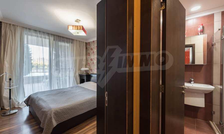 Luxuriös möbliertes 2-Raum-Apartment im Stadtteil Bris, Warna 10