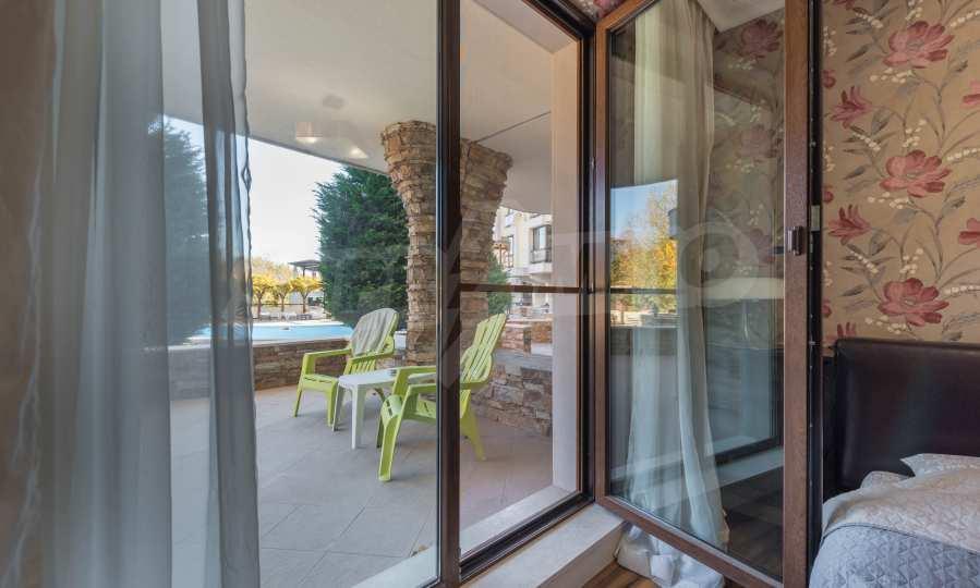 Luxuriös möbliertes 2-Raum-Apartment im Stadtteil Bris, Warna 12