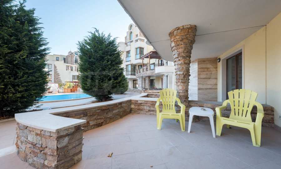 Luxuriös möbliertes 2-Raum-Apartment im Stadtteil Bris, Warna 13
