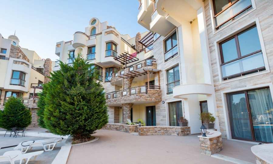 Luxuriös möbliertes 2-Raum-Apartment im Stadtteil Bris, Warna 20