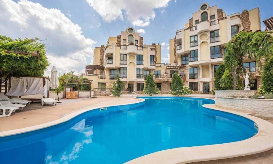 Luxuriös möbliertes 2-Raum-Apartment im Stadtteil Bris, Warna