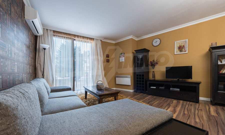 Luxuriös möbliertes 2-Raum-Apartment im Stadtteil Bris, Warna 3