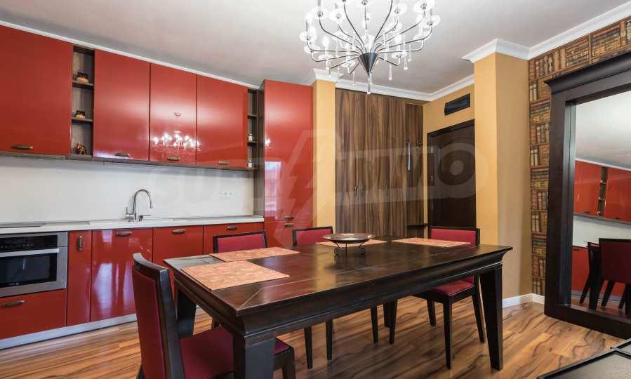 Luxuriös möbliertes 2-Raum-Apartment im Stadtteil Bris, Warna 5