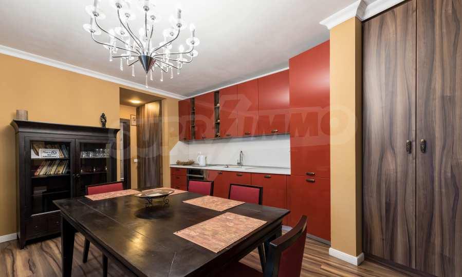 Luxuriös möbliertes 2-Raum-Apartment im Stadtteil Bris, Warna 6