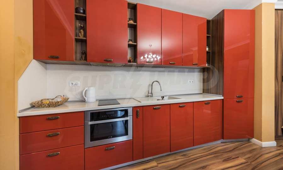 Luxuriös möbliertes 2-Raum-Apartment im Stadtteil Bris, Warna 7