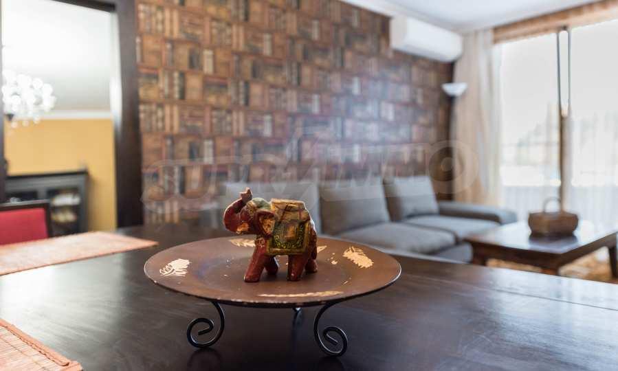 Luxuriös möbliertes 2-Raum-Apartment im Stadtteil Bris, Warna 8