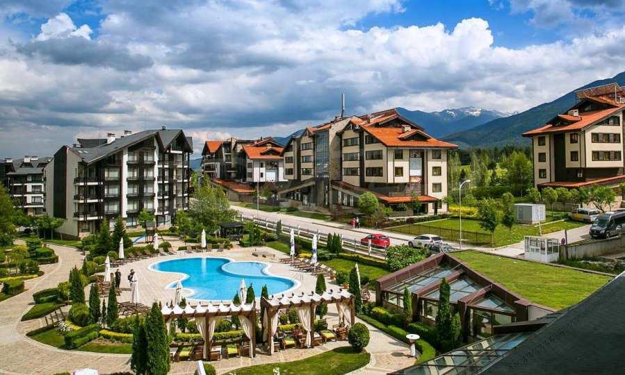 Unmöbliertes Ein-Raum-Apartment neben Pirin Golf und Country Club
