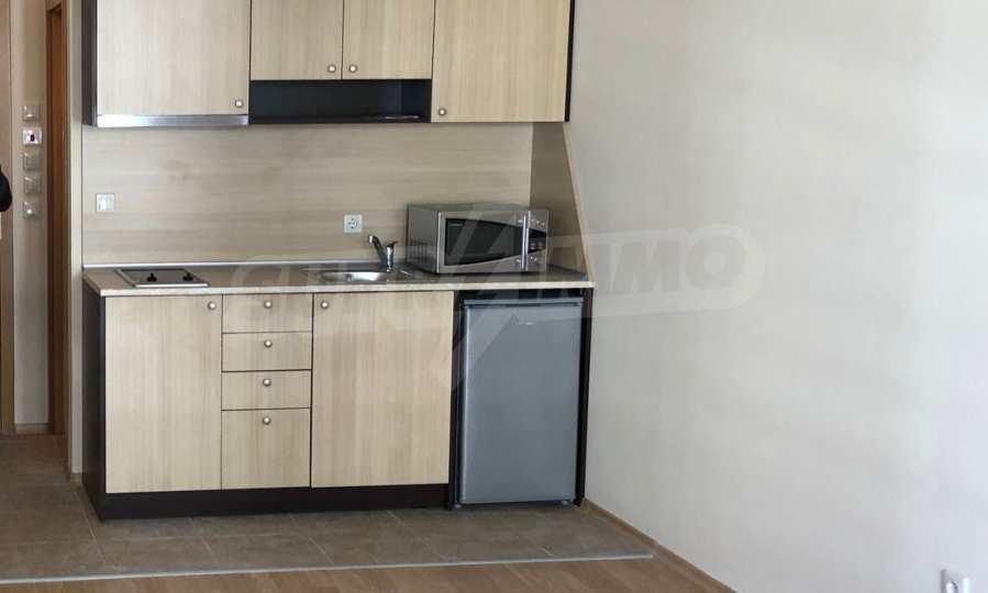 Unmöbliertes Ein-Raum-Apartment neben Pirin Golf und Country Club 5
