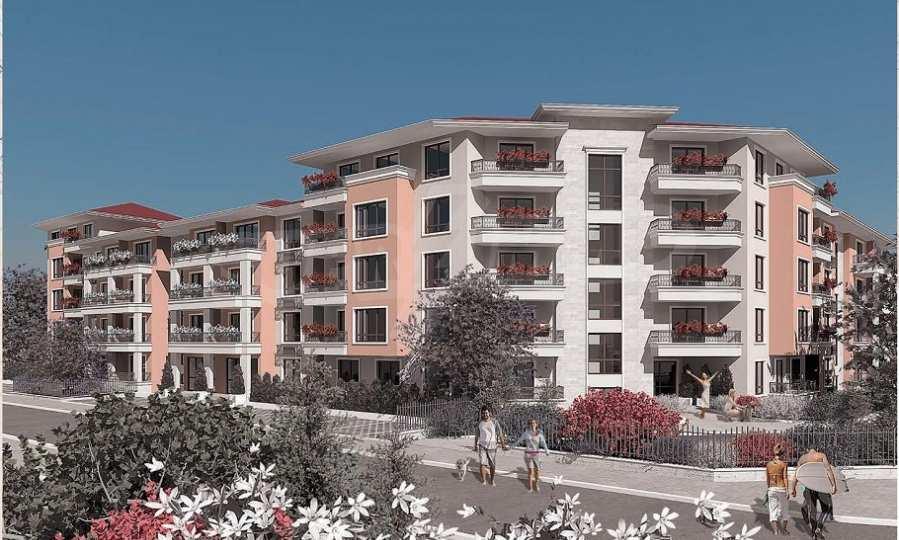 Neue Feriensiedlung mit Apartments zum Verkauf neben dem Park des ehemaligen Sanatoriums 4