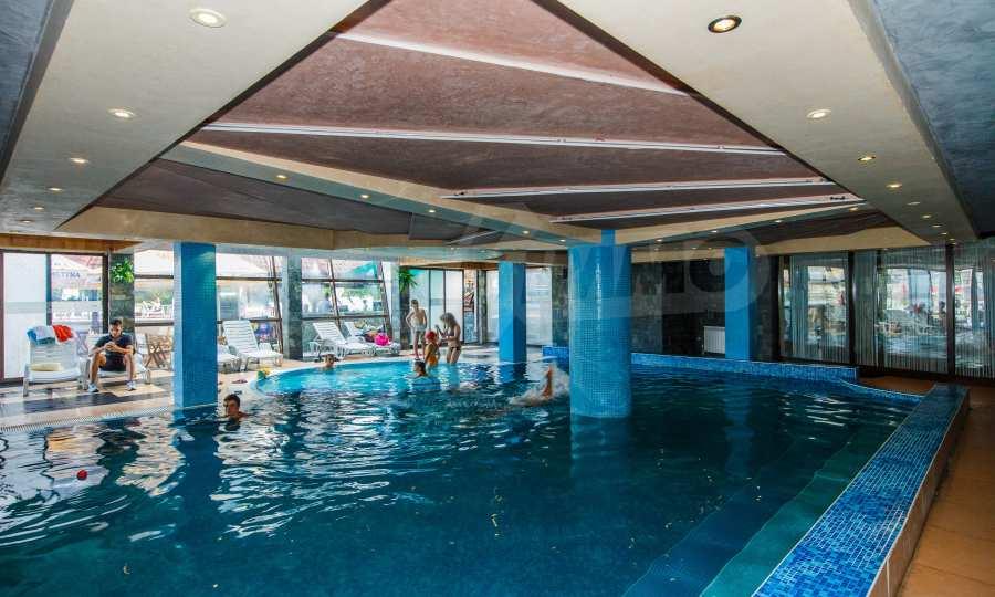 Möbliertes 2-Raum-Apartment mit Terrasse, nur 100 m vom Skilift in Bansko entfernt 18