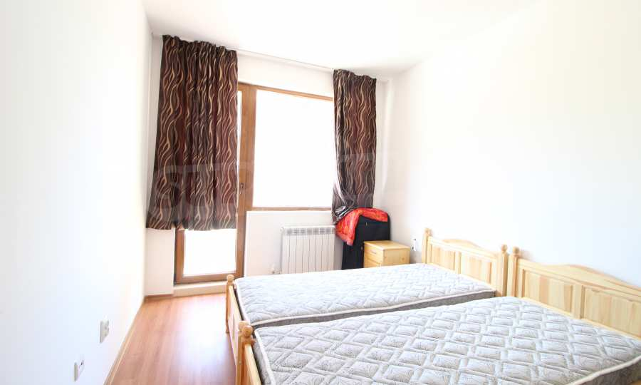 Möbliertes 2-Raum-Apartment mit Terrasse, nur 100 m vom Skilift in Bansko entfernt 1