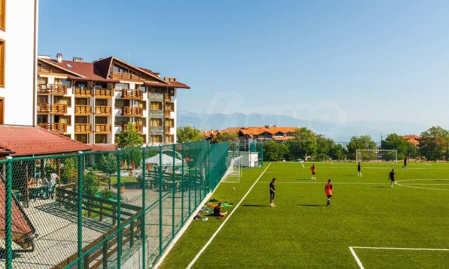 Möbliertes 2-Raum-Apartment mit Terrasse, nur 100 m vom Skilift in Bansko entfernt 27
