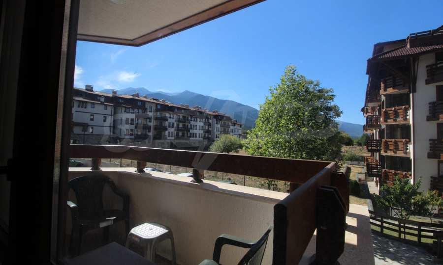 Möbliertes 2-Raum-Apartment mit Terrasse, nur 100 m vom Skilift in Bansko entfernt 4