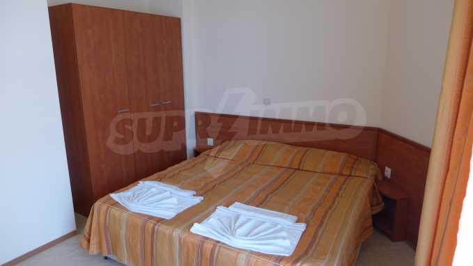 2-Raum-Apartment im Aparthotel Palazzo 11