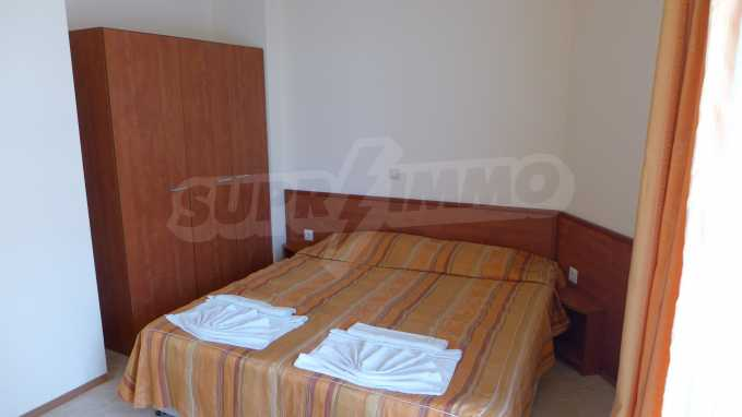 2-Raum-Apartment im Aparthotel Palazzo 12