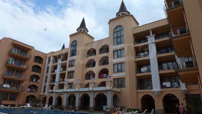 2-Raum-Apartment im Aparthotel Palazzo 1
