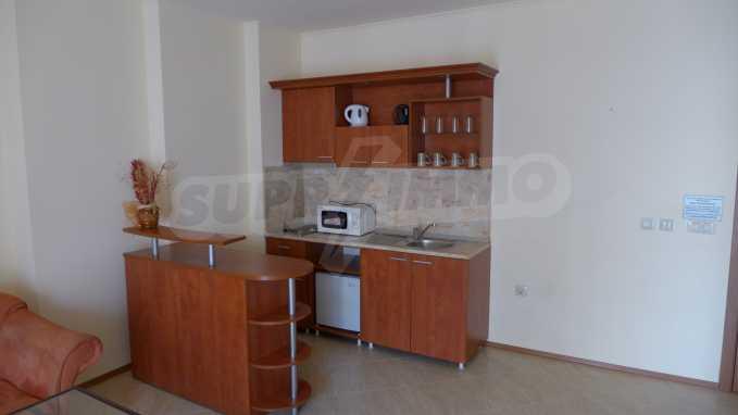 2-Raum-Apartment im Aparthotel Palazzo 3