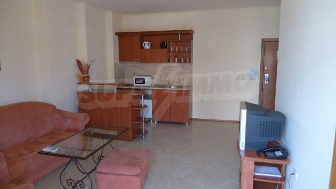 2-Raum-Apartment im Aparthotel Palazzo 4