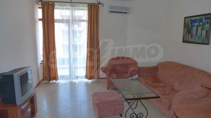 2-Raum-Apartment im Aparthotel Palazzo 6