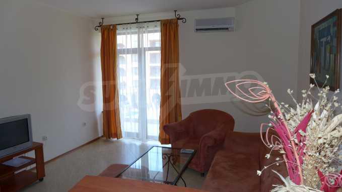 2-Raum-Apartment im Aparthotel Palazzo 7
