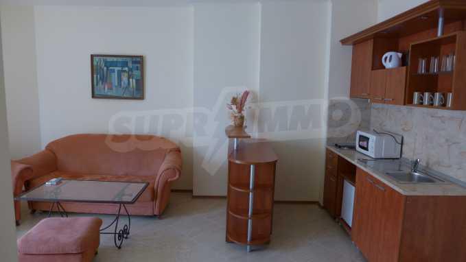 2-Raum-Apartment im Aparthotel Palazzo 8