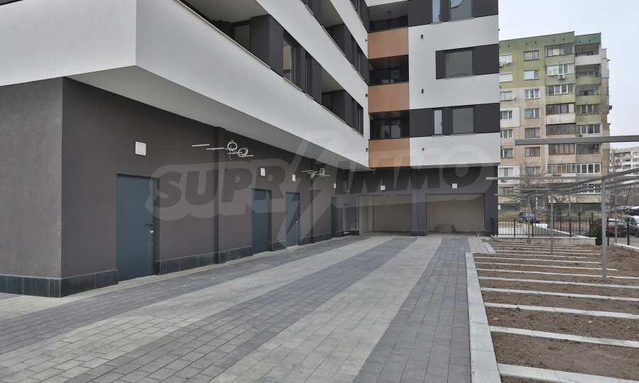 Comfort Residence - Оvtscha Kupel - modernes Wohngebäude neben U-Bahn-Station 10