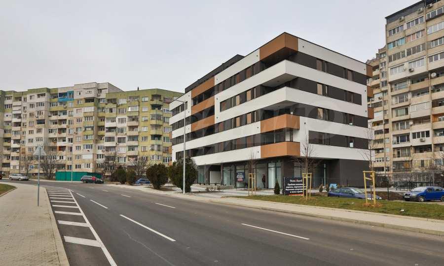 Comfort Residence - Оvtscha Kupel - modernes Wohngebäude neben U-Bahn-Station 11