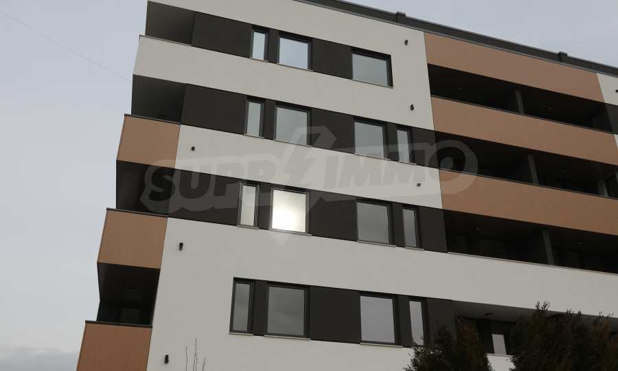 Comfort Residence - Оvtscha Kupel - modernes Wohngebäude neben U-Bahn-Station 12