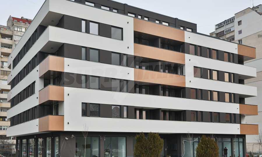 Comfort Residence - Оvtscha Kupel - modernes Wohngebäude neben U-Bahn-Station 2