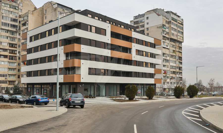 Comfort Residence - Оvtscha Kupel - modernes Wohngebäude neben U-Bahn-Station 3