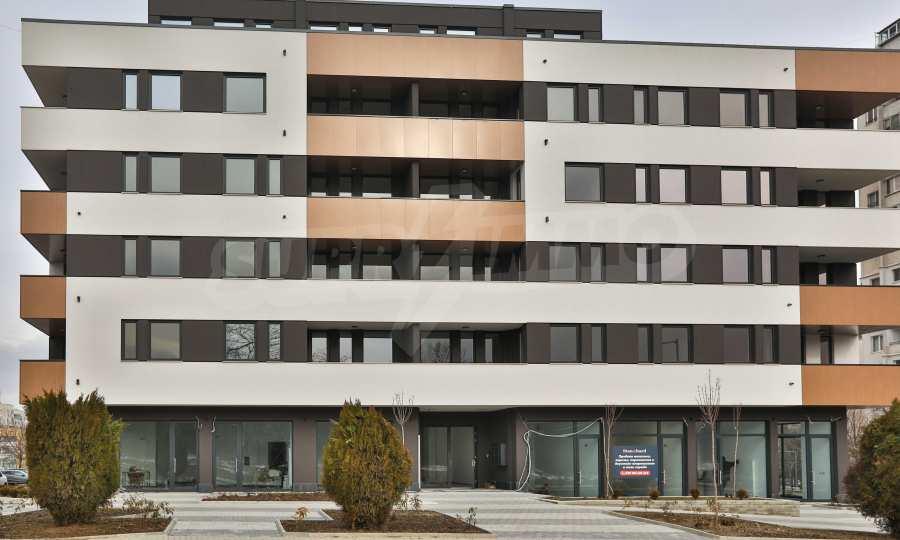 Comfort Residence - Оvtscha Kupel - modernes Wohngebäude neben U-Bahn-Station 7