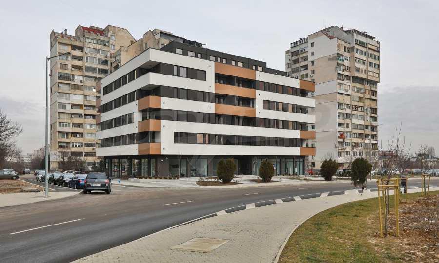 Comfort Residence - Оvtscha Kupel - modernes Wohngebäude neben U-Bahn-Station 8