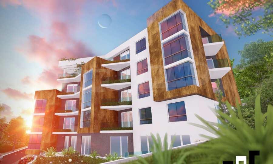 Schönes neu zu bauendes Gebäude im Stt. Winitsa 9