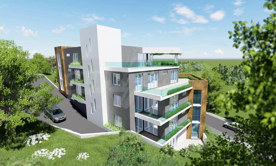 Schönes neu zu bauendes Gebäude im Stt. Winitsa 10