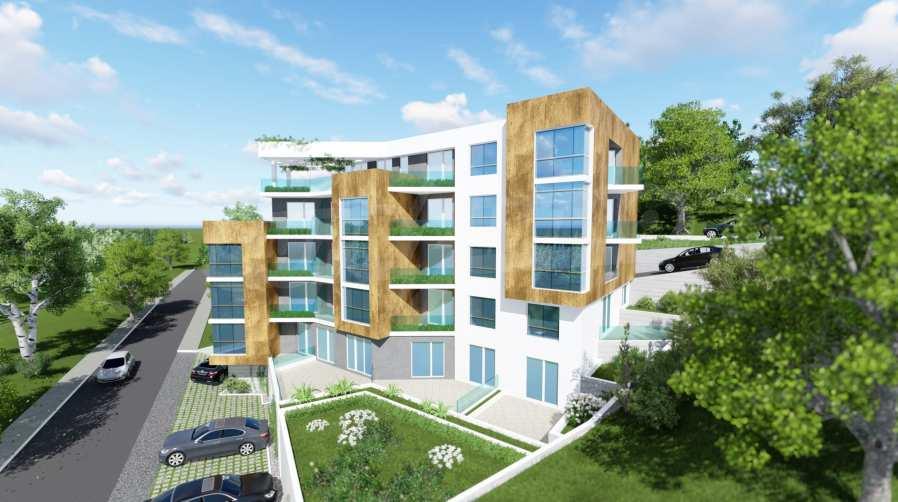 Schönes neu zu bauendes Gebäude im Stt. Winitsa 11