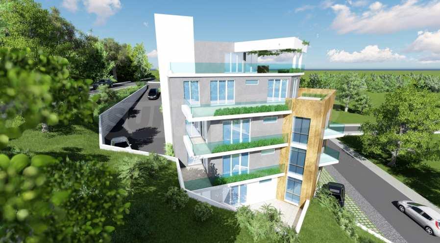 Schönes neu zu bauendes Gebäude im Stt. Winitsa 1