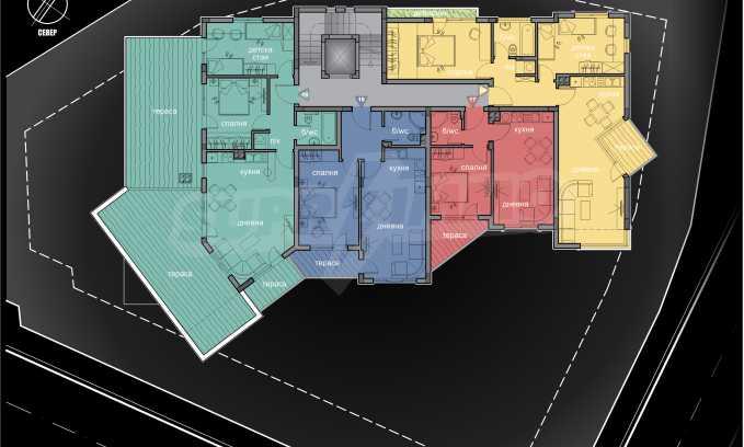 Schönes neu zu bauendes Gebäude im Stt. Winitsa 6